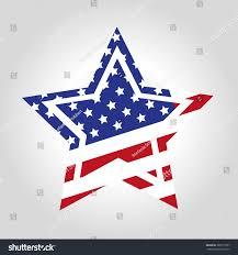 Star Flags America Usa Star Flag Stock Vector 383517997 Shutterstock
