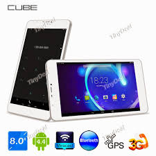 china tablets cube talk8 u27gt 3g 8 inch android 4 4 tablet phone