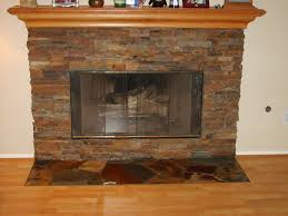 cultured stone fireplaces rukle simple design masculine fireplace