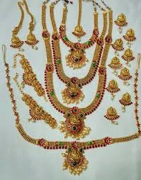 bridal sets for rent bridal heavy jewellery set buy collections page 2