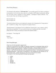 nice looking cover letter with no name 6 how to start a cv