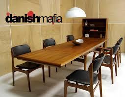impressive scandinavian teak dining room furniture design u2013 solid
