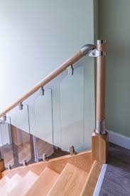 Contemporary Stair Parts by Bespoke Staircase Design Stair Manufacture And Professional