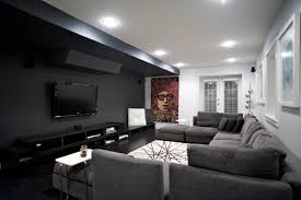 How To Decorate Home Theater Room 5 Tips To Turn Your Basement Into A Media Room