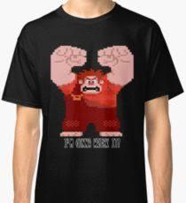 wreck ralph shirts redbubble