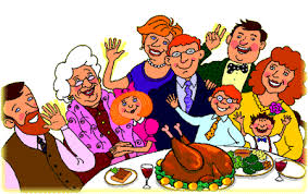 family on thanksgiving thanksgiving blessings