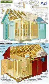 Diy Wood Storage Shed Plans by Free 10x12 Shed Plans Download Get Shed Plans Pinterest Free