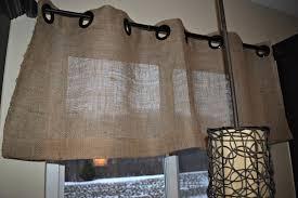 Grommet Burlap Curtains Grommet Burlap Curtains Decor Mellanie Design