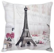 Sofa Cover Online Buy Buy Stybuzz Eiffel Tower Cushion Cover Online Best Prices In