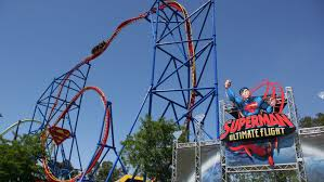 Six Flags Nj Directions Compact Vertical Coasters Take Thrills To New Heights