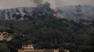 North Bay Fire Report by Northern California Wildfire Update Forum Forum Kqed