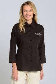 berufsbekleidung küche blusen und hemden modische berufsbekleidung für gastro hotel
