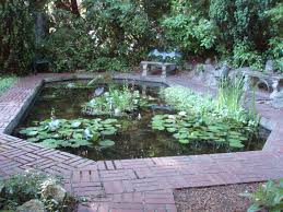 Backyard Fish Pond Ideas Outdoor Fish Pond Ideas House Exterior And Interior The Benefits