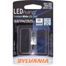 lexus whitest white paint code amazon com sylvania 168 194 2825 led premium white miniature bulb