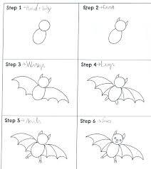 muzische vorming u0027 hoe teken ik een vleermuis makes me happy