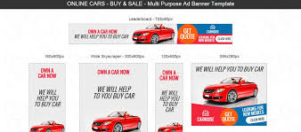 car ad template hitecauto us