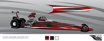 paint schemes custom dragster design renderings in motion solutionsin motion