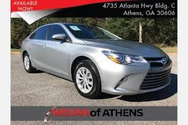 used toyota camry le for sale used toyota camry for sale in athens ga edmunds