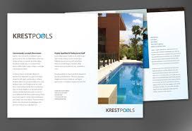 custom brochure templates 28 images custom brochure printing