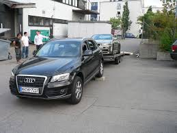 audi q7 towing package anyone towing with their q5 audiworld forums