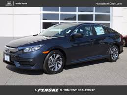 2017 honda civic sedan 2017 new honda civic sedan ex cvt w honda sensing at honda north