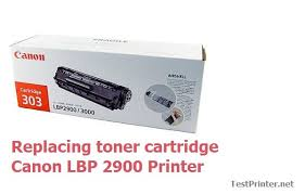 Toner Canon Lbp 2900 how to replacing the canon lbp 2900 toner cartridge