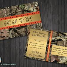 Redneck Wedding Invitations Best Camo Invitations Products On Wanelo