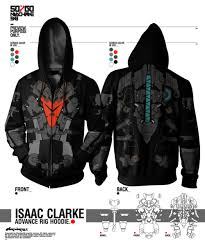 dead space isaac clarke hoodie i may want to learn how to screen