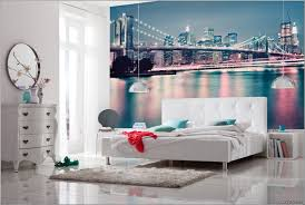 Bedroom Wall Murals by Add Life To Your Walls With City Wall Murals