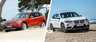 bmw x1 insurance cost what 2015 bmw x1 old vs new compared carwow
