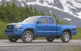 2006 toyota tacoma 4x4 mpg used 2006 toyota tacoma for sale pricing features edmunds