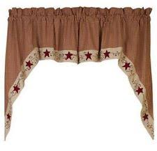Cafe Tier Curtains J C Penney Cafe Tier Curtains Ebay