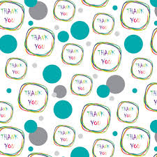 gift wrap paper premium gift wrap wrapping paper roll pattern thank you gratitude
