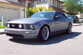 2006 mustang mods 2006 mustang gt finished with mods what do you guys think