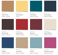 226 best 2018 u0026 2017 paint colors images on pinterest color