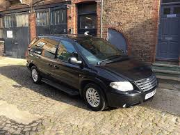 2005 chrysler voyager 2 8 crd lx auto 7 seater in hove east