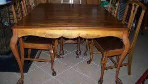 dining chair admirable vintage stanley dining set awe inspiring