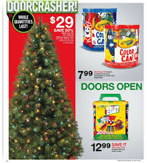 target black friday christmas tree deals target canada black friday flyer deals