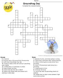 Light Brown Crossword 22 Best Classroom Activities Images On Pinterest Classroom