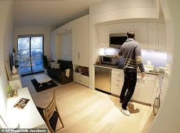 450 sq ft apartment 60 000 people have applied to live in new york micro apartments