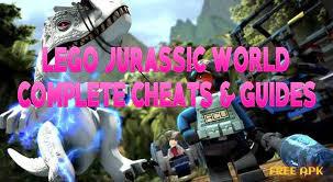 tutorial lego jurassic world ps3 unlock all lego jurassic world codes cheats list ps3 ps4 xbox