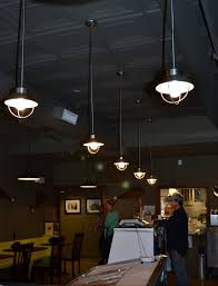 Commercial Pendant Lighting Interior Wire Cage Commercial Industrial Pendant Lighting Fileove