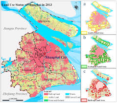 Shanghai China Map by Sustainability Free Full Text Quota Restrictions On Land Use
