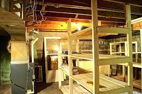 basement storage storage idea in the basement basement