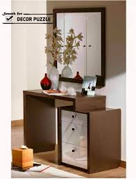Small Vanity Table For Bedroom Chic And Creative Modern Dressing Table Designs For Bedroom 13