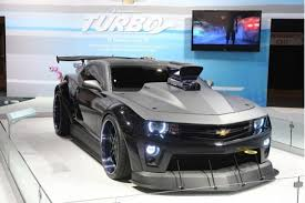 camaro from turbo chevy camaro car built for dreamworks turbo