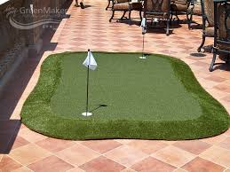 Building A Backyard Putting Green Fresh Decoration Backyard Putting Green Kits Exciting Synthetic