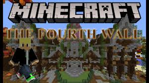 Adventure Map Minecraft Adventure Map The Fourth Wall Part 1 Youtube