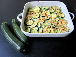 cuisine des courgettes gratin de courgettes express ma cuisine santé