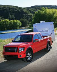 ford f150 ecoboost towing review drive ford f 150 turbo ecoboost trailerlife com